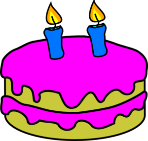 Candles clipart birthday cake. With clip art me