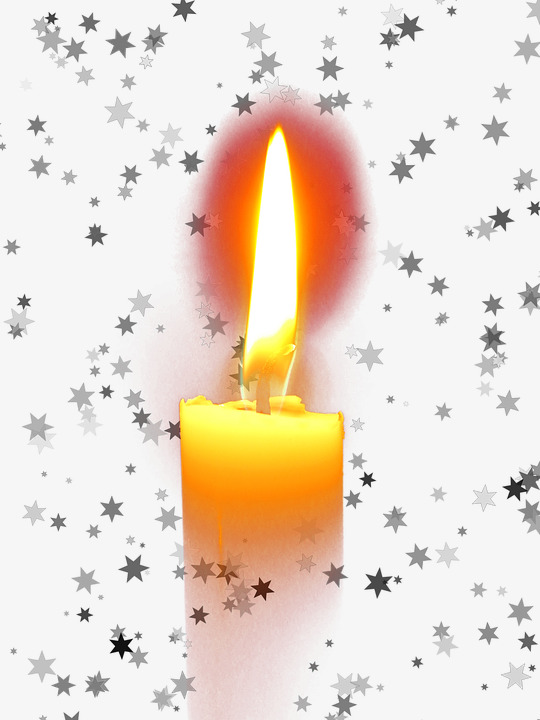 Birthday candlelight png image. Candles clipart candle light