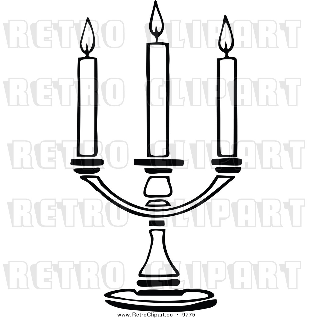 Clip art candle holder. Candles clipart candlestick