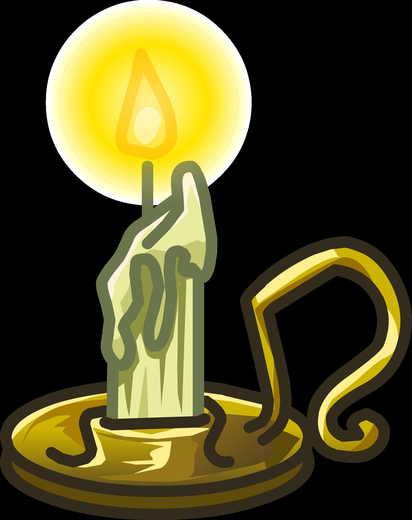Creepy Candle