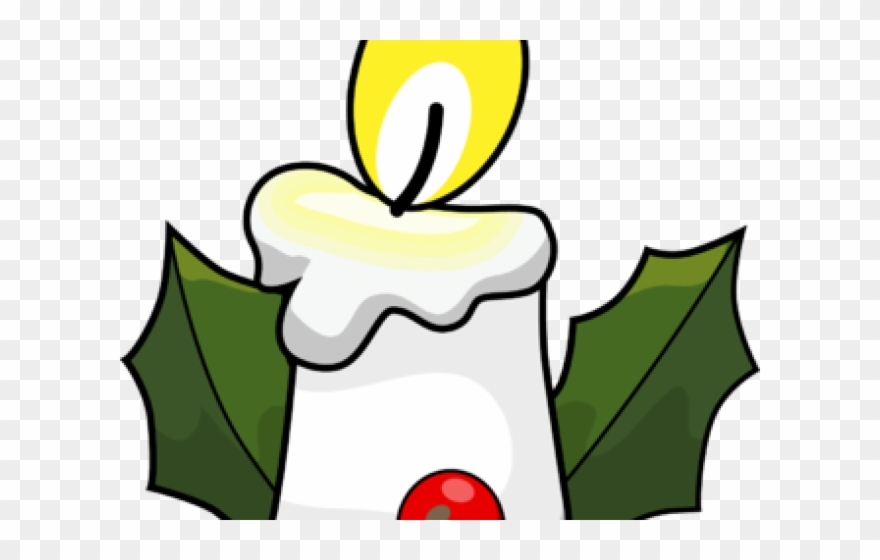 Candle clip birthday christmas. Candles clipart line art