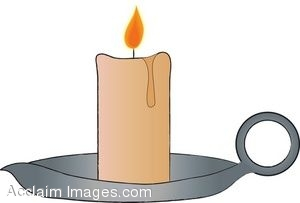 Candles clipart old fashioned. Candle pencil and in