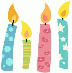 Candles clipart silhouette. Free large images cards