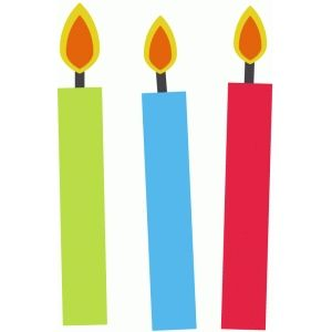 Candles clipart silhouette.  best shapes images