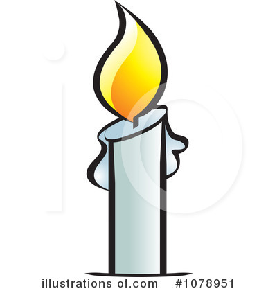 Candles clipart single. Free candle download best