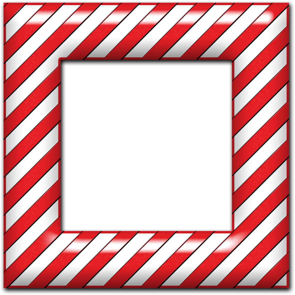 Frame by clipartcotttage on. Candy cane border png