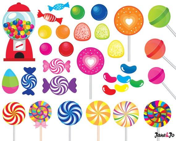 candy clip art. Lollipop clipart eight
