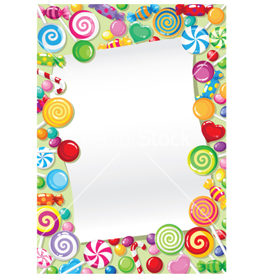 Candyland clipart border. Candy free download best
