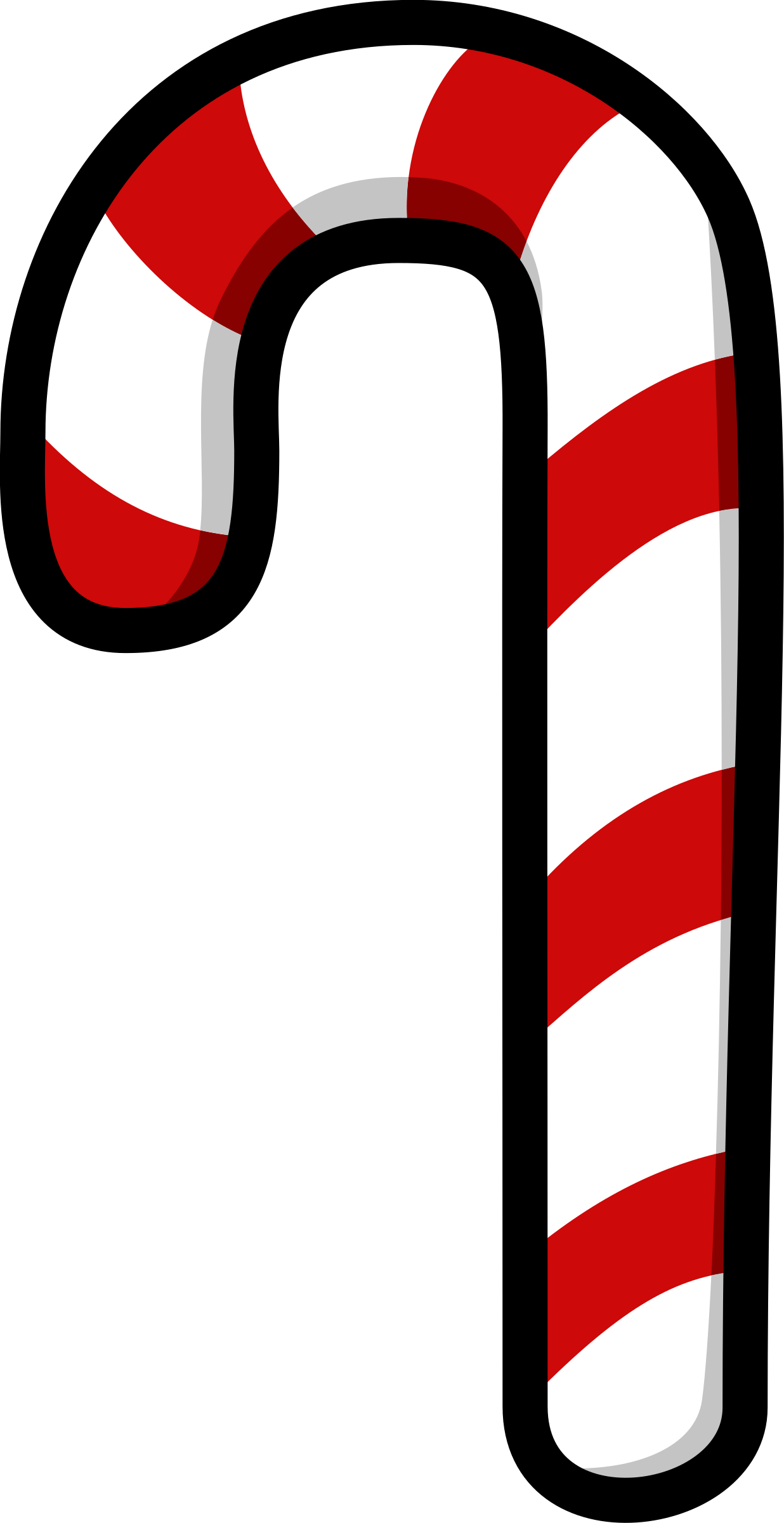 Net clipart small. Candy cane