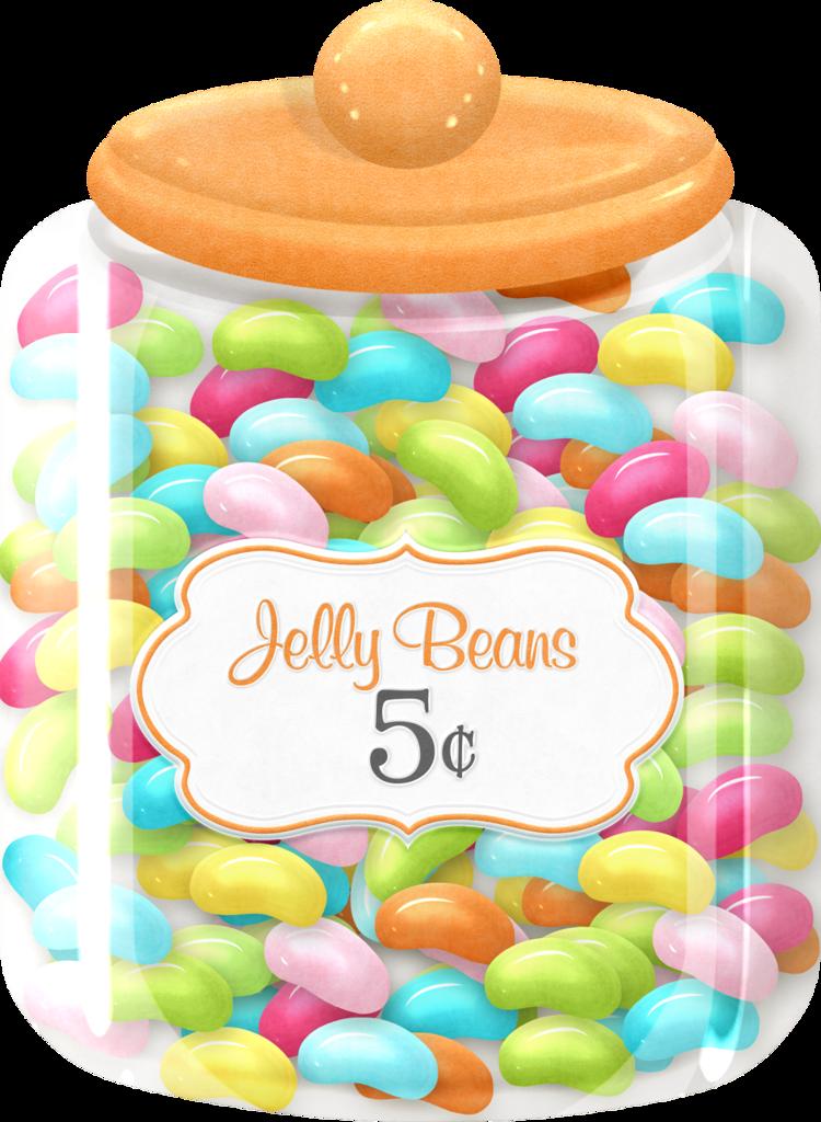 Jellybeans maryfran png clip. Lollipop clipart jar