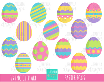 Easter candy cilpart bright. Eggs clipart clip art