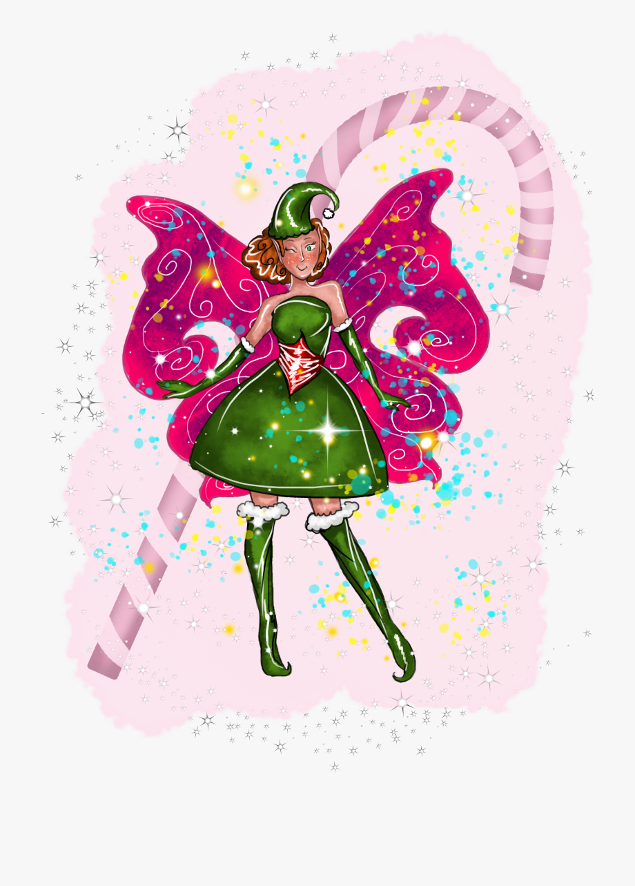 Fairy clipart candy. Fairies illustration free cliparts