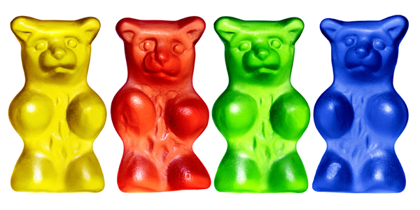 collection of bear. Candy clipart gummy bears