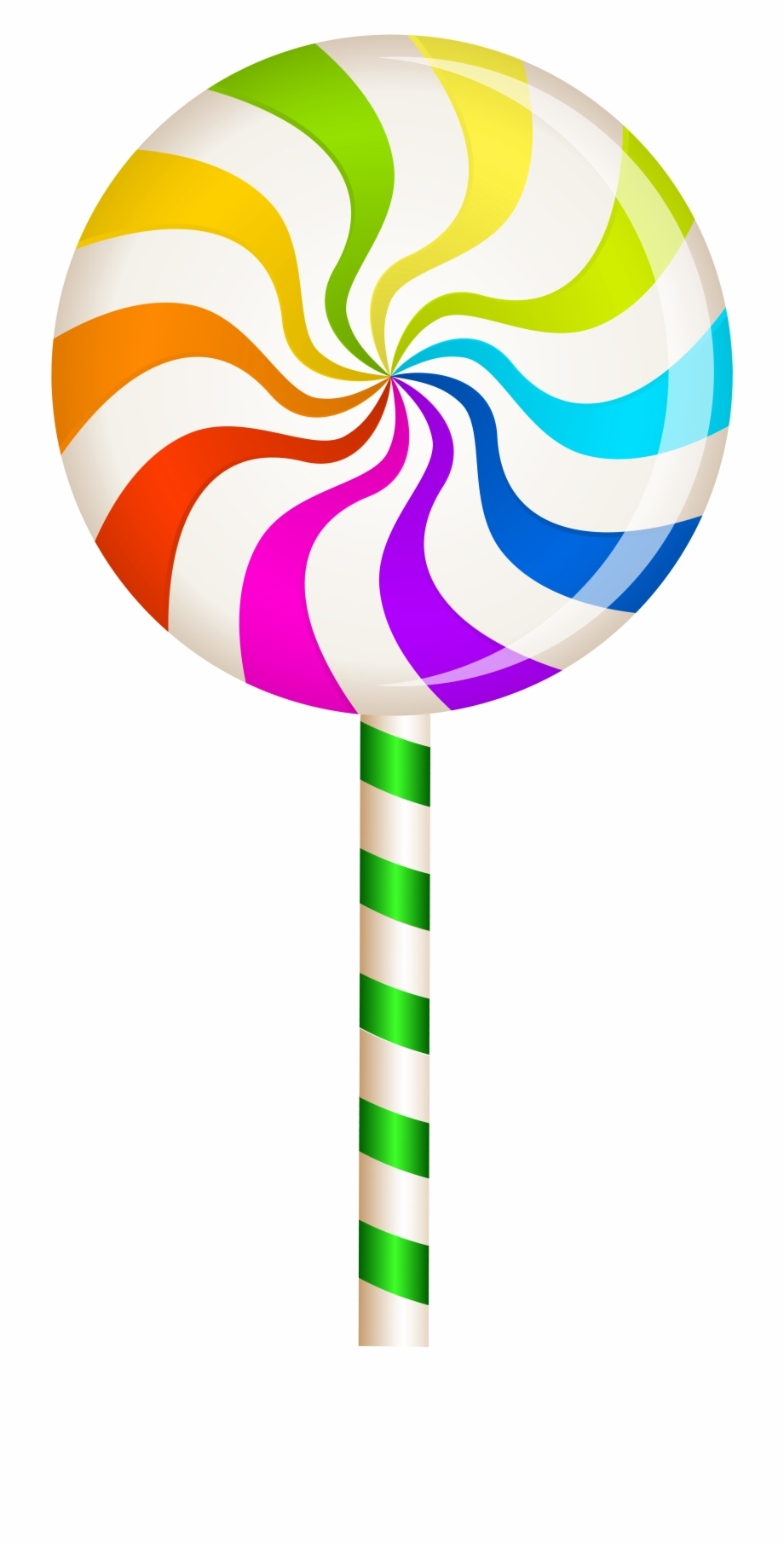 collection of christmas. Candy clipart lollipop