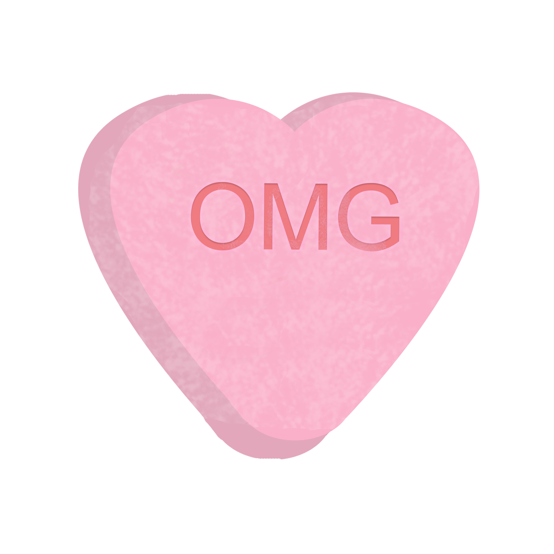 Animation in the first. Candy hearts png