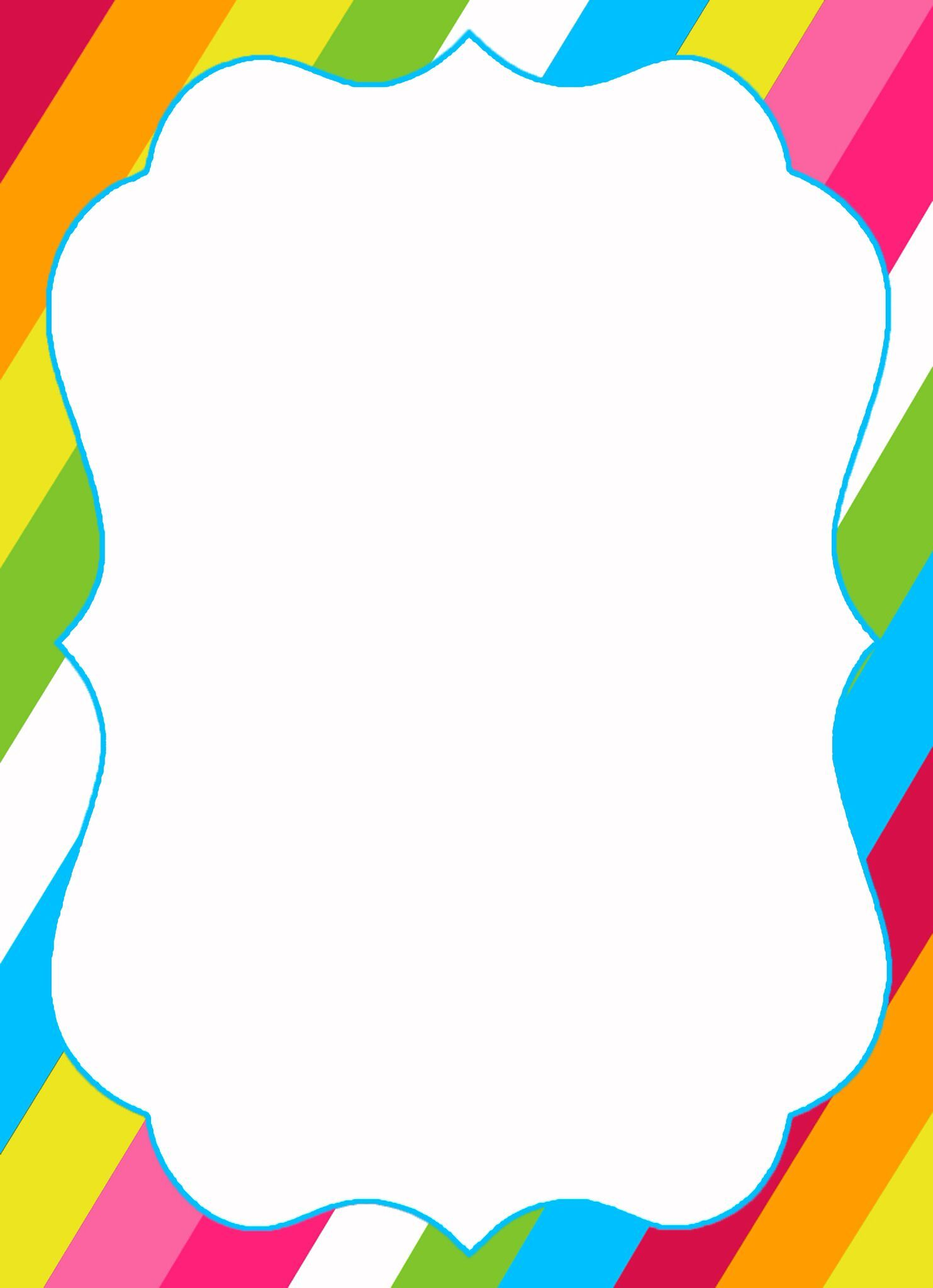 Png clip art library. Candyland clipart border