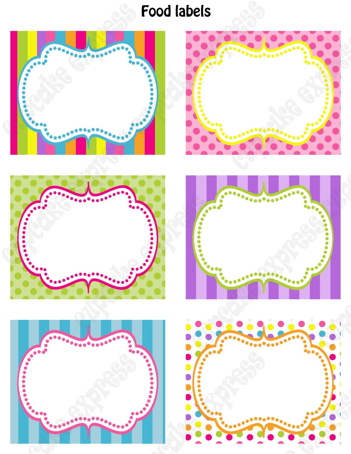 Candyland clipart border. Candy shoppe birthday party