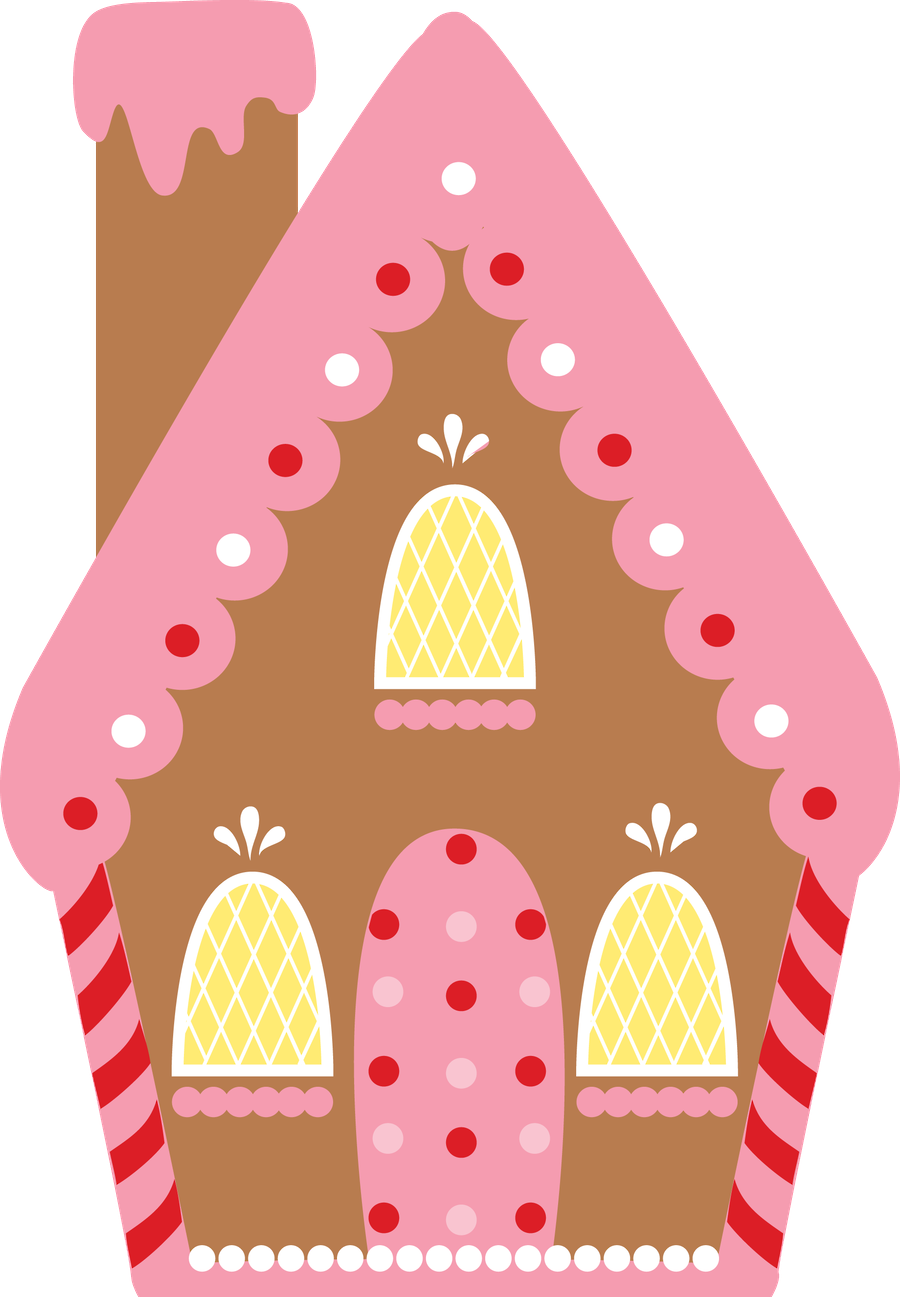 Clipart door gingerbread house. Minus candy land pinterest