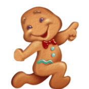 Gingerbread clipart candyland. Free group game cliparthut