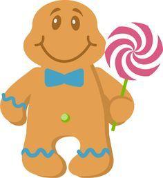 Gingerbread clipart candyland. Image result for people