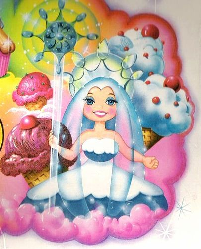 Candyland clipart queen frostine. Candy land adaptation cast