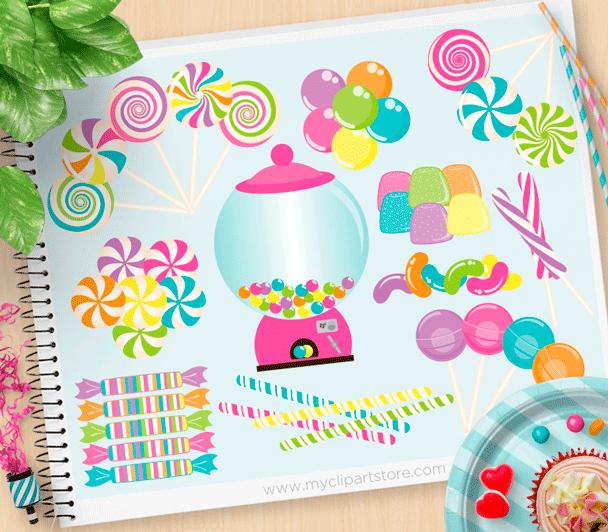 Candyland svg