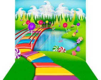 Candyland trail