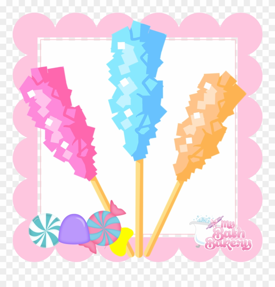 Spa kit portable network. Candyland clipart vector