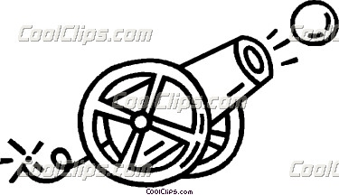 Panda free images. Cannon clipart