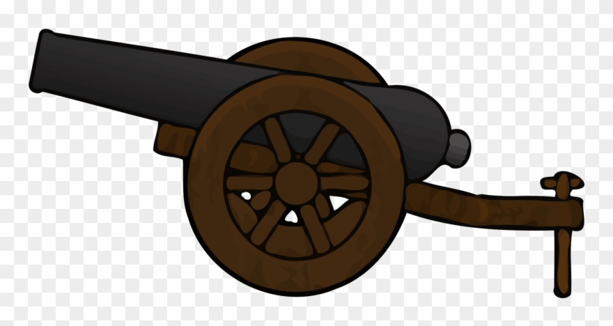 Free for download png. Cannon clipart