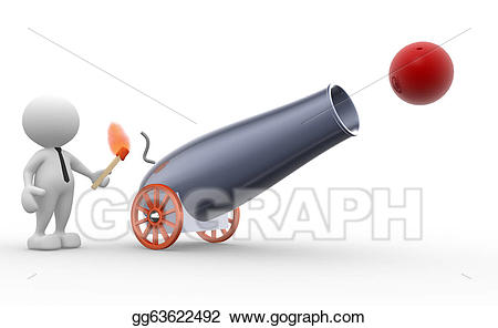Drawing gg gograph. Barrel clipart cannon