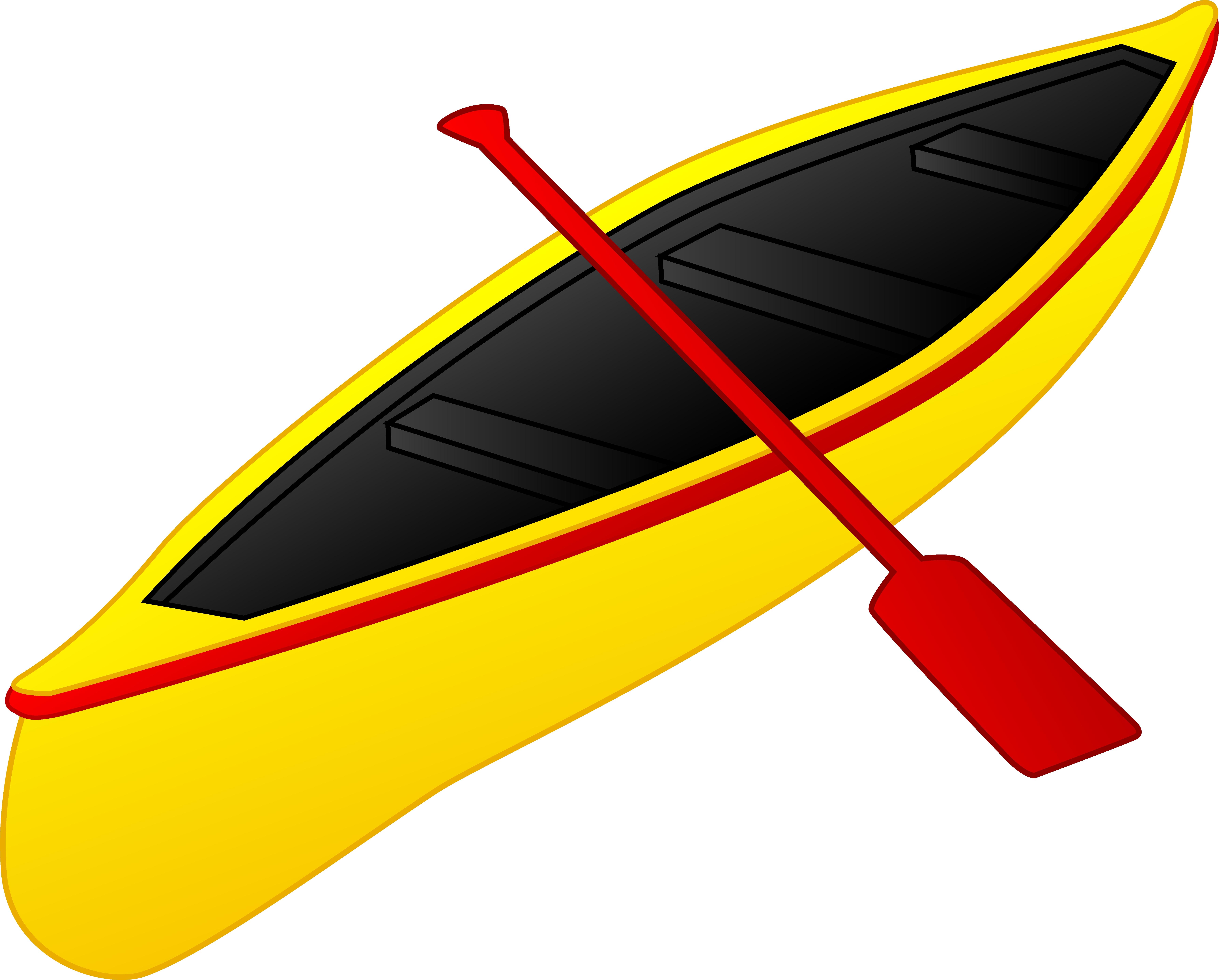 New kayak gallery digital. Canoe clipart