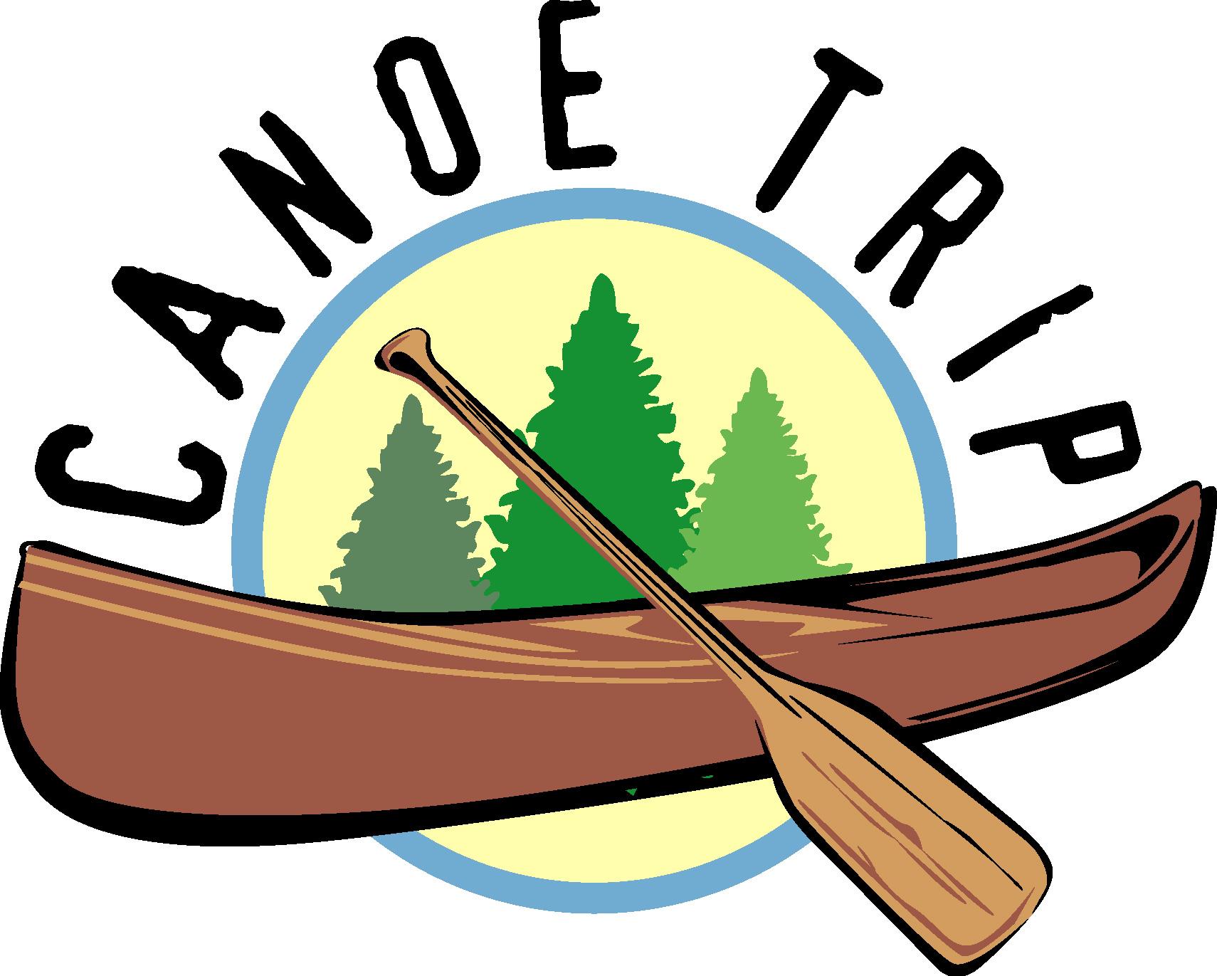 Canoe camp canoe