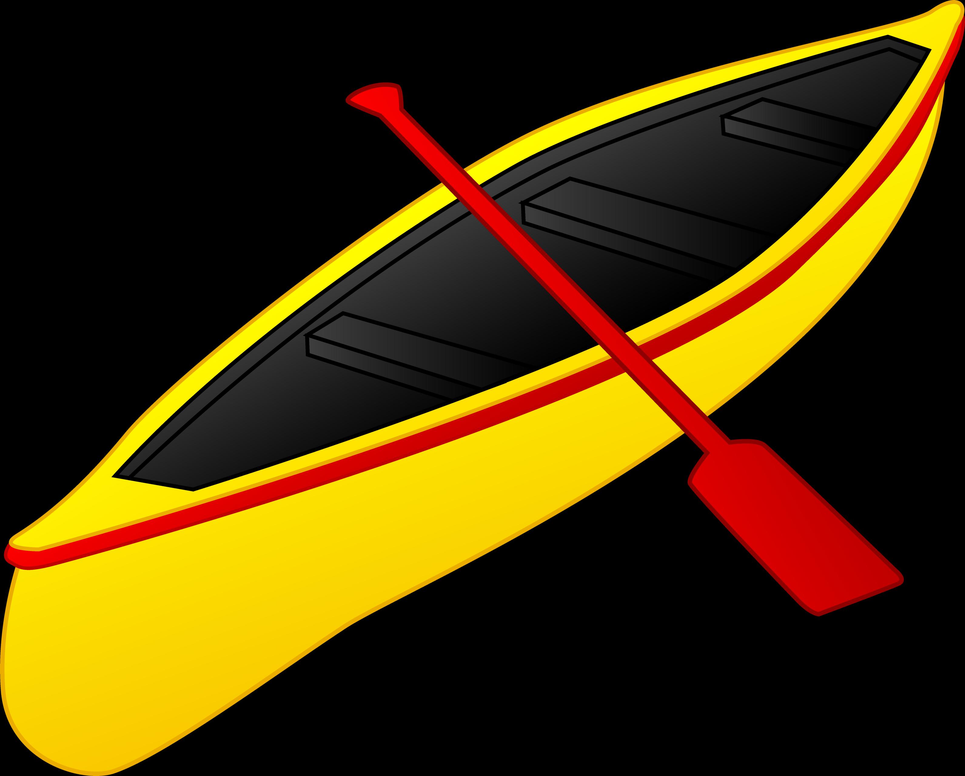 Kayaks canoes paddle boats. Canoe clipart canoe boat
