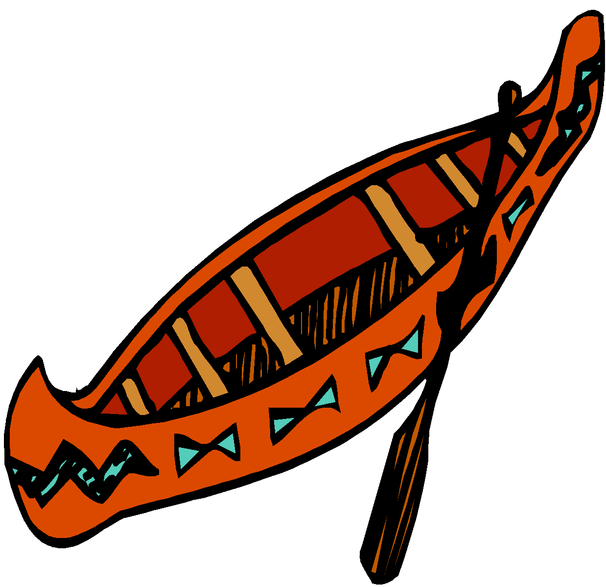 Gsmc french broad challenge. Kayak clipart pirogue