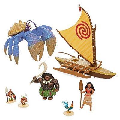 Disney boat playset walmart. Boats clipart moana