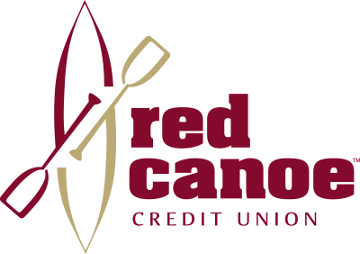 Canoe clipart red canoe. Credit union your dreams