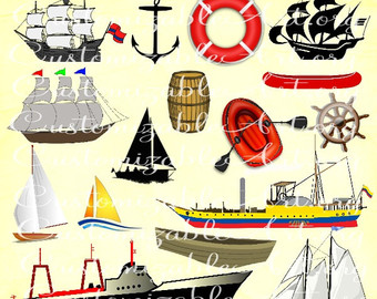Boats clipart water transport. Transportation vehicles clip art