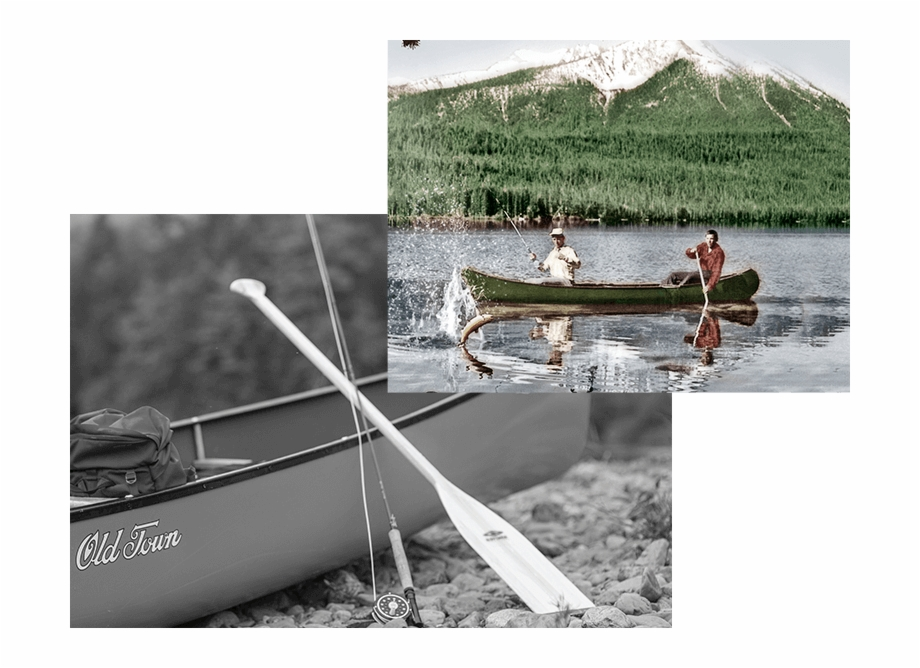 Canoe clipart skiff. In it for the