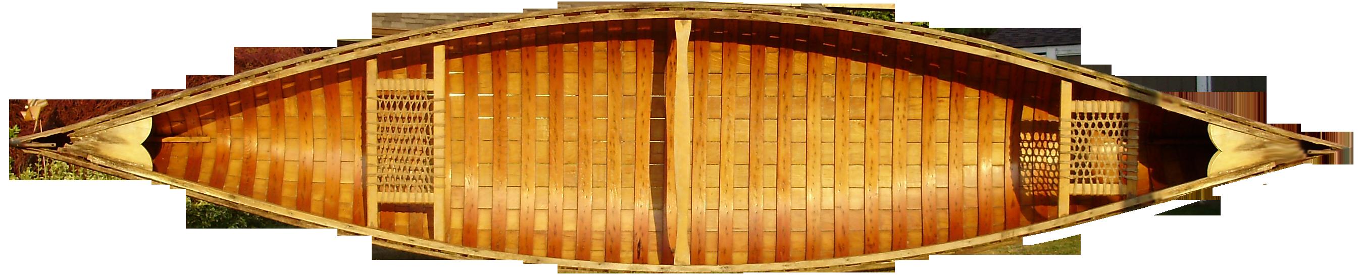 Clipart boat wood. Canoe large free images