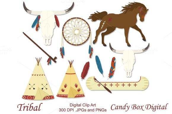 Clip art by candy. Canoe clipart tribal
