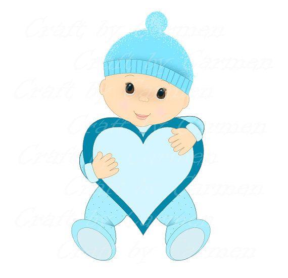 Cap clipart baby boy. Babies shower clip art