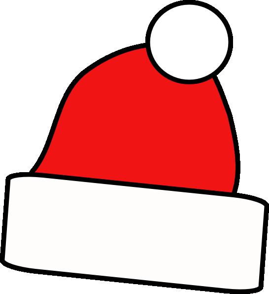 grinch clipart santa hat