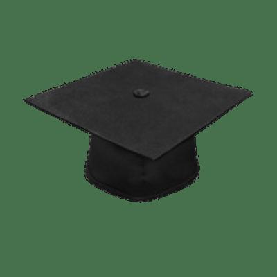 Black graduation hat transparent. Cap clipart clear background