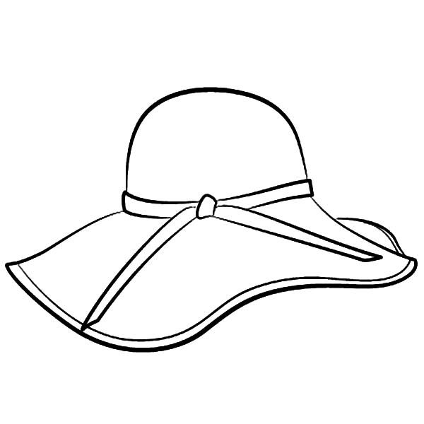 Pin on pattern . Cap clipart colouring page