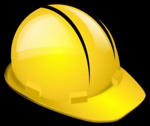 Construction clipart. Free clip art hardhat