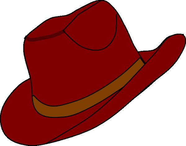 Cap clipart cowboy. Hat big free on