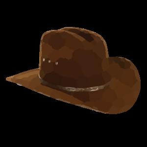 Cap clipart cowboy. Hat final clip art