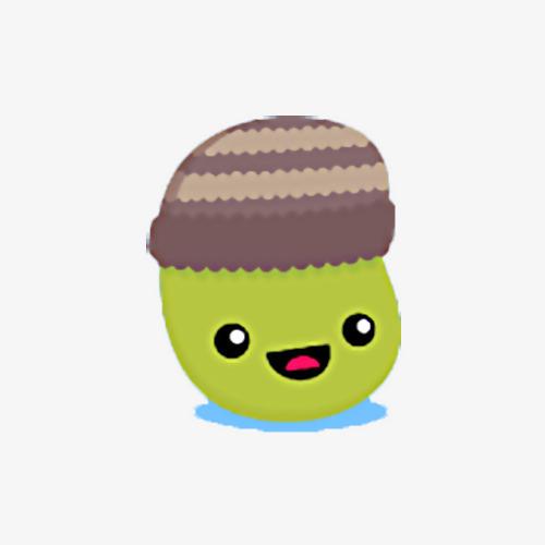 Baby bean with a. Cap clipart cute