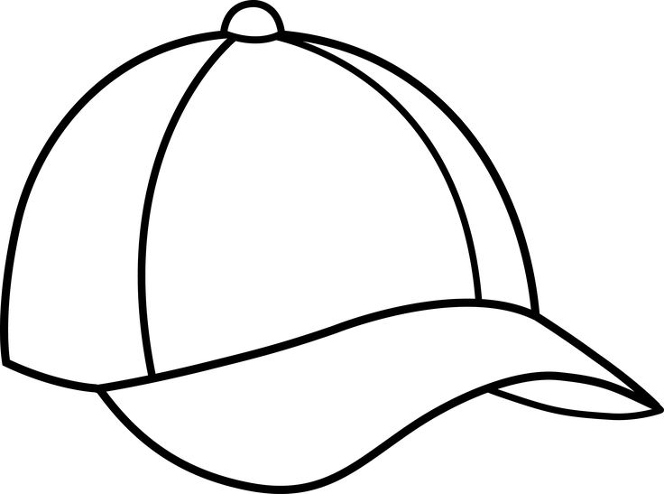 Softball pencil and in. Cap clipart drawing